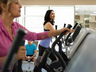 Fitness at The Springs in Rancho Mirage