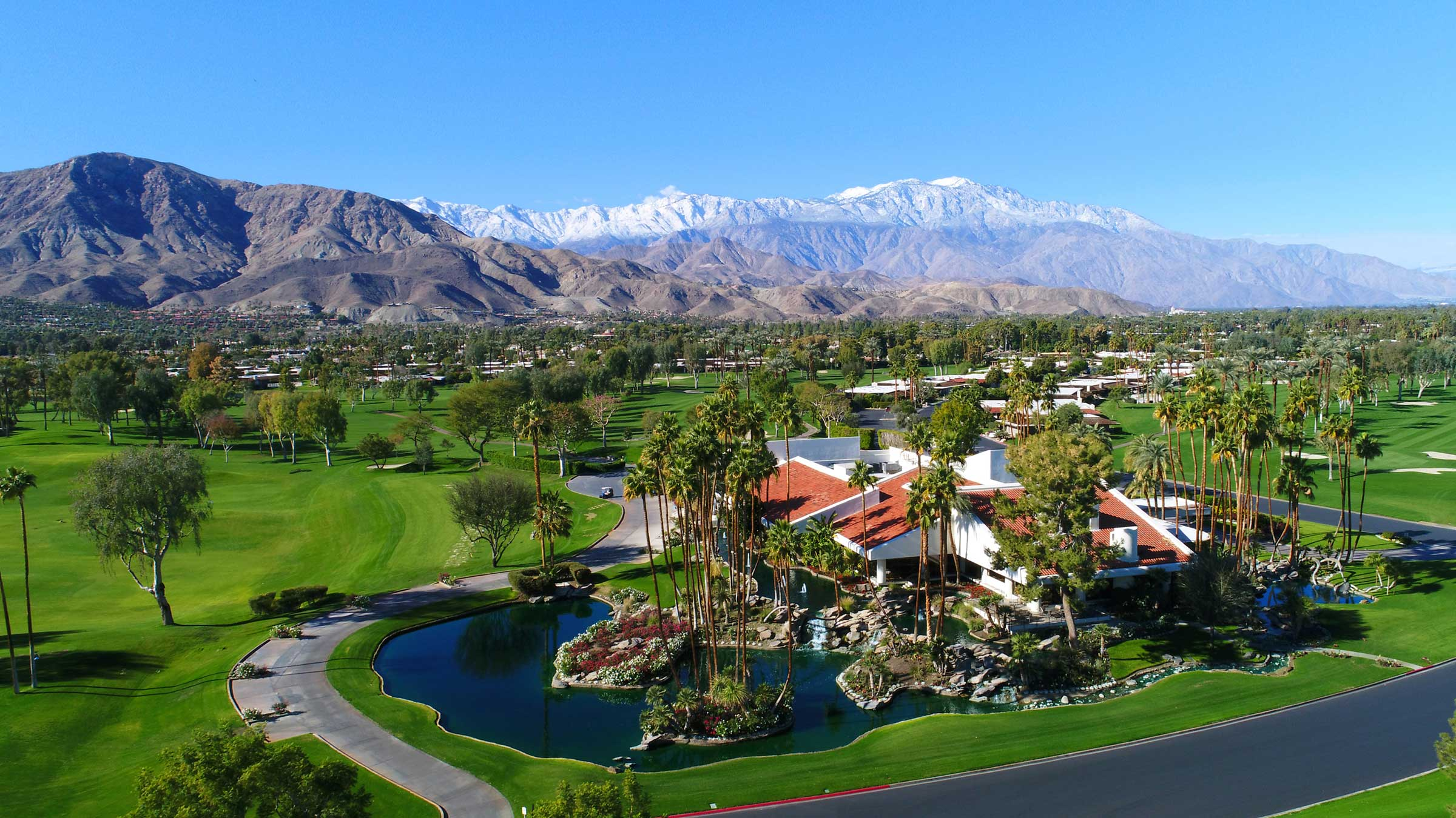 Real Estate at The Springs Country Club in Rancho Mirage, CA